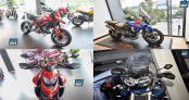400 triệu, chọn Ducati Hypermotard 950 2019 hay Triumph Tiger 800 XRT 2019?