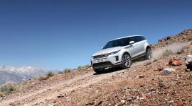 Range Rover Evoque mới giành giải thưởng SUV/Crossover của năm 2019