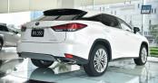 Ảnh chi tiết Lexus RX 350 2020 giá 4,12 tỷ đồng tại Việt Nam