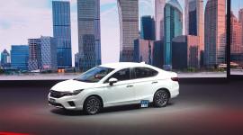Giá bán 4 phiên bản Honda City 2020