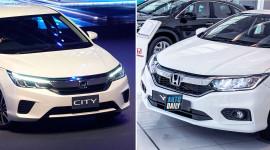 """So sánh Honda City 2020 và City Top: Bản Việt vẫn """"ngon"""" hơn bản Thái?"""