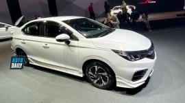 """Honda City 2020 """"max ngầu"""" với gói phụ kiện Modulo"""