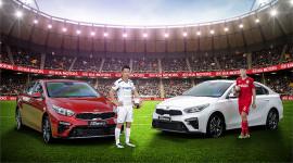 Kia Cerato: Sedan năng động của cầu thủ Hoàng Anh Gia Lai