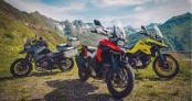 Suzuki V-Strom 1050 và 1050 XT 2020 trình làng, giá hơn 12.800 USD