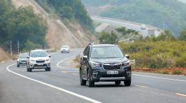 Hành trình trải nghiệm sự khác biệt trên Subaru Forester 2019