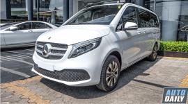 MPV hạng sang Mercedes-Benz V 250 Luxury 2020 giá 2,5 tỷ tại VN