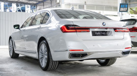 Ảnh chi tiết BMW 740Li 2020 giá 5,6 tỷ tại Việt Nam