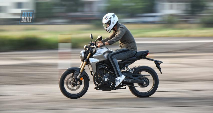 Đánh giá Honda CB300R 2019: Thiết kế đẹp, giá hợp lý