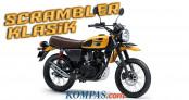 """Kawasaki W175 có thêm phiên bản """"phượt"""", giá bán từ 2.070 USD"""