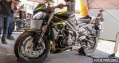 Ảnh thực tế Triumph Street Triple 765RS 2020, đối thủ Yamaha MT-09