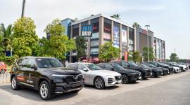 100 xe VinFast sắp chinh phục đỉnh Mã Pí Lèng