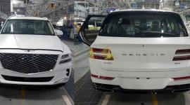 SUV hạng sang Genesis GV80 2020 sẽ có giá khởi điểm dưới 50.000 USD