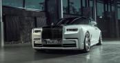 Rolls-Royce Phantom bản độ đậm chất thể thao của Spofec