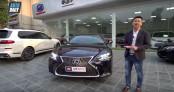 Đánh giá Lexus LS500h 2017 CŨ mà ĐẸP NHƯ MỚI, giá 6,9 tỷ đồng