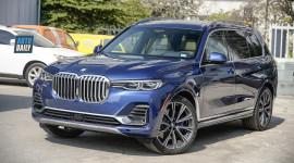 BMW X7 màu độc nhập tư nhân giá rẻ hơn nửa tỷ bản chính hãng