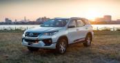 Toyota Fortuner TRD Sportivo lắp ráp trong nước: Tốt bất ngờ trong đô thị