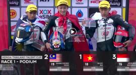Honda Racing Vietnam khép lại mùa giải ARRC 2019 đầy tự hào