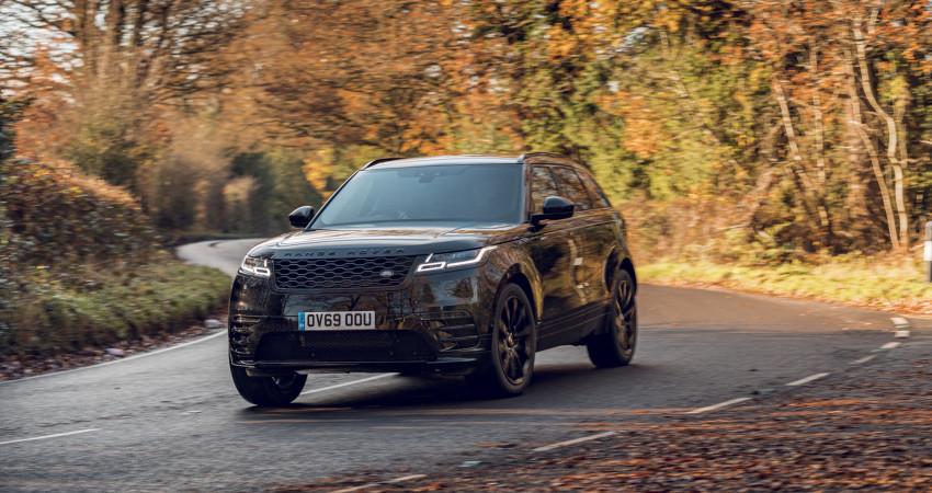 Range Rover Velar phiên bản đặc biệt trình làng, giới hạn chỉ 500 chiếc