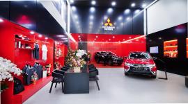 """Mitsubishi Motors Việt Nam khai trương đại lý đầu tiên theo chuẩn mới """"Big City"""""""