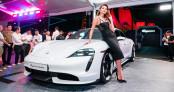 Màn ra mắt ngoạn mục của Porsche Taycan tại Châu Á - Thái Bình Dương