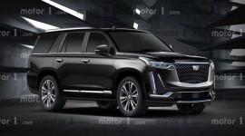 Cadillac Escalade 2021 chốt ngày ra mắt, quyết đấu Chevrolet Suburban