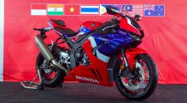 """""""Siêu phẩm"""" Honda CBR1000RR-R 2020 ra mắt tại ĐNÁ, chưa có giá bán"""