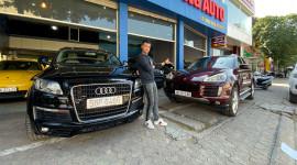 800 triệu mua Audi Q7 và Porsche Cayenne 10 năm tuổi