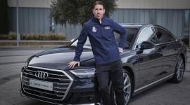 Quà Giáng sinh siêu to: Các cầu thủ Real Madrid được tặng dàn xe sang Audi cực chất