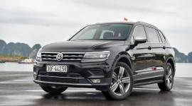VW Việt Nam hỗ trợ 100% phí trước bạ cho xe Tiguan Allspace Highline