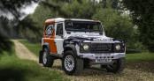 Jaguar Land Rover chính thức mua lại Bowler