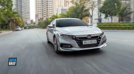 Đánh giá Honda Accord 2019 giá hơn 1,3 tỉ: Bắt mắt, lái hay