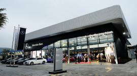 Mercedes-Benz Việt Nam khai trương Xưởng dịch vụ chính hãng An Du Quảng Ninh