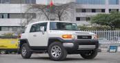 Ảnh chi tiết Toyota Fj Cruiser 2020 giá hơn 3,8 tỷ đồng