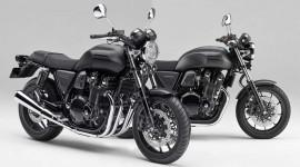 """""""Quý ông"""" Honda CB1100 RS Matte Black giới hạn 200 chiếc trình làng"""
