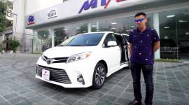 Đánh giá Toyota Sienna 2020: Minivan siêu rộng giá 4,4 tỷ đồng