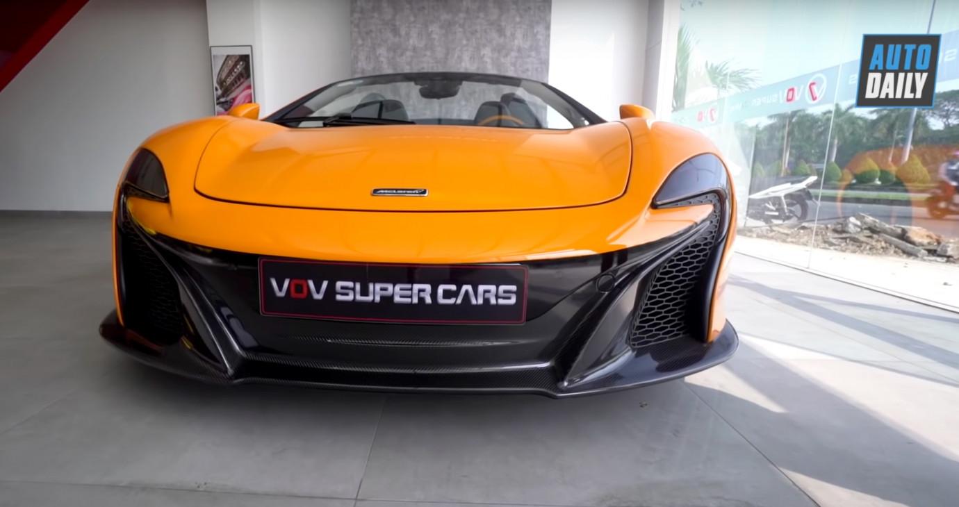 Chi 12 tỷ, có siêu xe McLaren 650S để cùng Minh Nhựa, Cường đô la đi hành trình siêu xe Car Passion