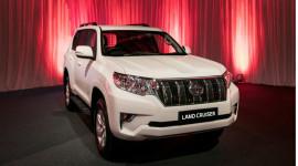 """Toyota Land Cruiser Commercial """"chất"""" hơn với gói trang bị Active"""