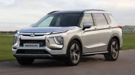 Mitsubishi Outlander thế hệ mới chốt ra mắt trong năm 2020
