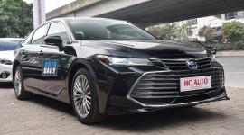 Đánh giá Toyota Avalon 2020 nhập Mỹ giá 4 tỷ đồng, gấp 3 Toyota Camry, sánh gần bằng Mẹc S?