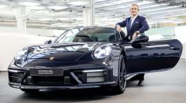 Porsche 911 2020 phiên bản đặc biệt trình làng với 75 chiếc