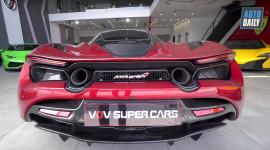 Đánh giá siêu xe McLaren 720s tại VOV Supercars