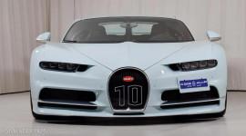 Hàng cực độc Bugatti Chiron Vainqueur de Coeur được rao bán với giá 3,95 triệu USD