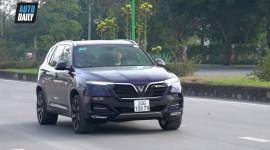 Vợ ngăn cản, cả nhà kịch liệt phản đối, vẫn đặt mua Vinfast SUV Lux SA 2.0 và CÁI KẾT