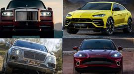 TOP 5 SUV 2020 siêu sang triệu đô dành cho đại gia