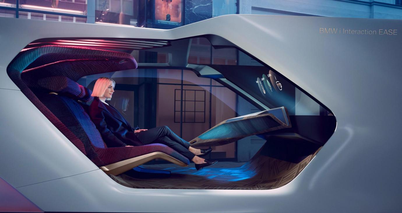 Loạt concept ấn tượng của BMW tại CES 2020