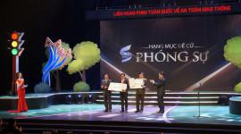 Lễ trao giải LHP toàn quốc về ATGT sắp diễn ra tại Hà Nội
