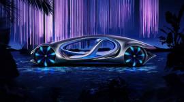 """Mercedes-Benz Vision AVTR: Xe viễn tưởng lấy cảm hứng từ """"bom tấn"""" Avatar"""