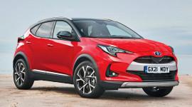 Xem trước SUV cỡ nhỏ mới của Toyota sẽ ra mắt trong năm 2020