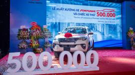 Toyota Việt Nam tăng trưởng kỷ lục trong năm 2019