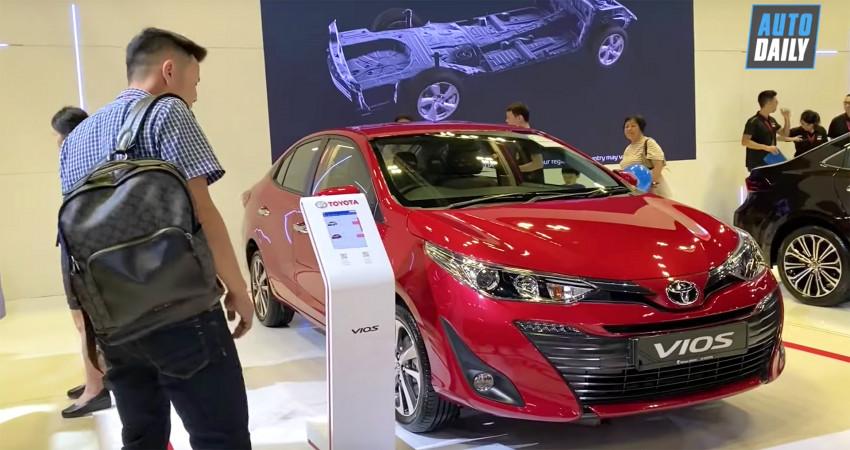 Cầm 1,4 tỷ đi mua Mercedes C Class và CÁI KẾT chỉ mua được Toyota Vios 2020